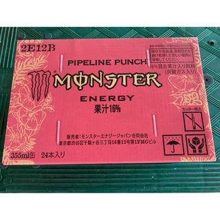 アサヒ(アサヒ)のモンスターエナジー パイプラインパンチ355缶(その他)
