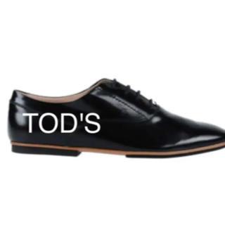 トッズ(TOD'S)のTod's レースアップシューズ 38.5(EU)(ローファー/革靴)