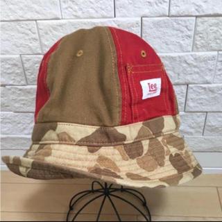 リー(Lee)の《新品》LEE カモフラ バケットハット ハット 帽子(ハット)