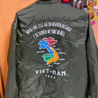 ワコマリア(WACKO MARIA)の服とワコマリアのヘアゴムのセット(ミリタリージャケット)