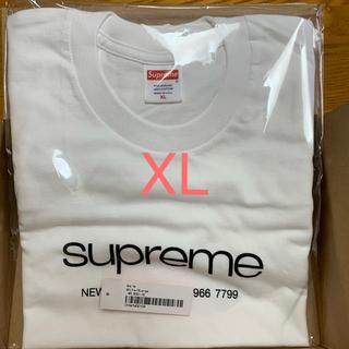 シュプリーム(Supreme)のXL shop tee Supreme シュプリーム 国内正規(Tシャツ/カットソー(半袖/袖なし))
