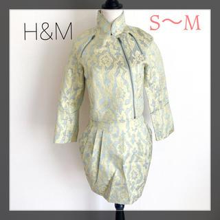 エイチアンドエム(H&M)のH&M エイチアンドエム キャバ セットアップ スーツ 派手 総柄(スーツ)