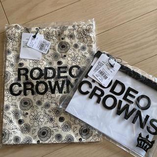 ロデオクラウンズワイドボウル(RODEO CROWNS WIDE BOWL)のロデオクラウンズ 巾着とポーチセット(ポーチ)