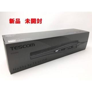 テスコム(TESCOM)の専用 Nobby by TESCOM ヘアーアイロン NIS3000(K)  (ヘアアイロン)