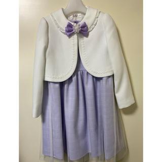 エル(ELLE)の入学式 卒園式 女の子 120  フォーマル(ドレス/フォーマル)