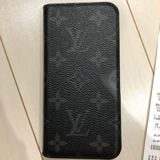 LOUIS VUITTON - LOUIS VUITTON iPhone ケースの通販