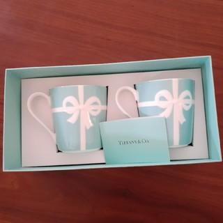 ティファニー(Tiffany & Co.)のティファニー Tiffany マグカップ ペアマグ(マグカップ)