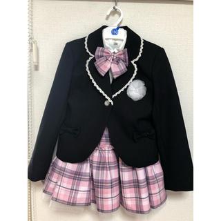 ニシマツヤ(西松屋)の新品☆西松屋☆卒園 入学 フォーマル スーツ (ドレス/フォーマル)