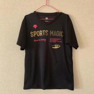 DESCENTE - デサント スポーツマジック シャツ
