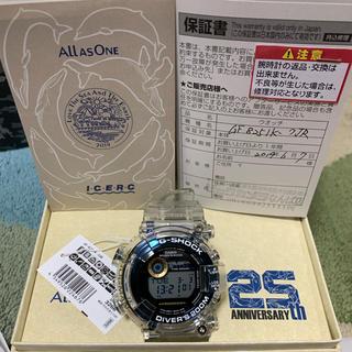 ジーショック(G-SHOCK)のCASIO G-SHOCK FROGMAN GF-8251K-7JR(腕時計(デジタル))