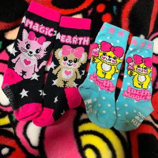 アースマジック(EARTHMAGIC)のアースマジック 靴下(靴下/タイツ)