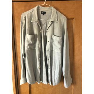 イッセイミヤケ(ISSEY MIYAKE)のイッセイミヤケ  オープンカラーシャツ(シャツ)