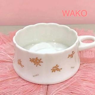 銀座WAKOのキャンディボール(食器)