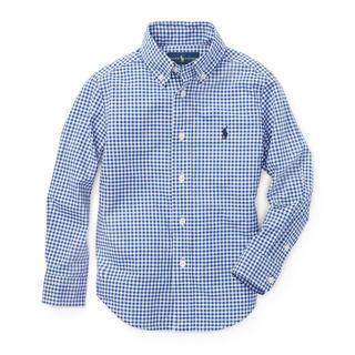 ポロラルフローレン(POLO RALPH LAUREN)のラルフローレン キッズ チェックシャツ 3T 100cm(Tシャツ/カットソー)