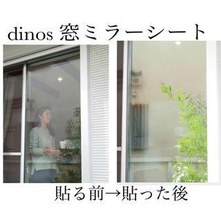 dinos - dinos window mirror sheet