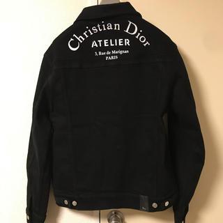 ディオール(Dior)のChristian Dior ATELIER デニムジャケット(Gジャン/デニムジャケット)