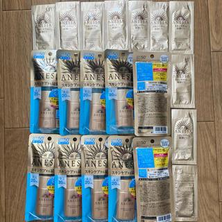 アネッサ(ANESSA)のアネッサ パーフェクトUV スキンケアミルク ミニ 10個(乳液/ミルク)