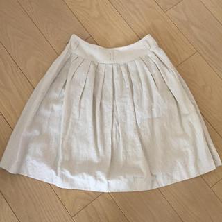 オペーク(OPAQUE)の膝丈スカート フレアスカート(ひざ丈スカート)