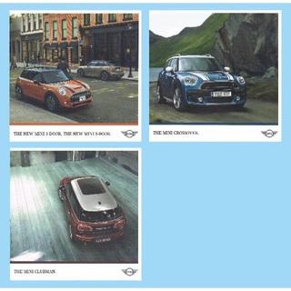 ビーエムダブリュー(BMW)のMINI 本カタログ/簡易カタログ/スタイルブック2/アクセサリー 8冊(趣味/スポーツ/実用)