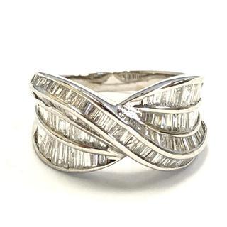K18 ダイヤモンドリング(リング(指輪))