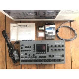 OYCAさん専用 Octatrack Mk2 + 64GB CF(エフェクター)