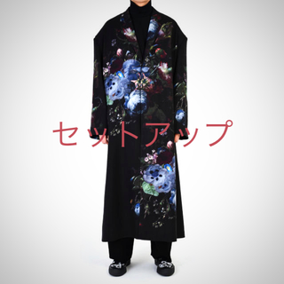 LAD MUSICIAN - lad musician 19aw 花柄 セットアップ