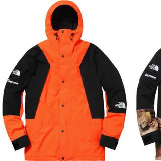 シュプリーム(Supreme)のsupreme north face mountain light jacket(マウンテンパーカー)