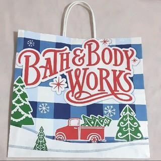 バスアンドボディーワークス(Bath & Body Works)の紙袋 バスアンドボディワークス(ショップ袋)