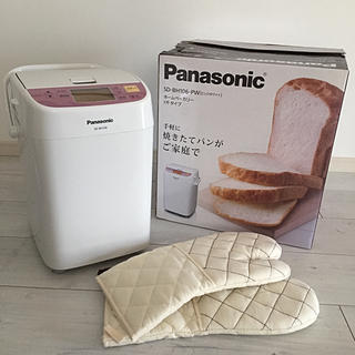 Panasonic - Panasonicホームベーカリー SD-BH106- PW