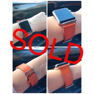 アップルウォッチ(Apple Watch)のエルメス HERMES【Apple Watch】アップルウォッチ 時計 (腕時計(デジタル))