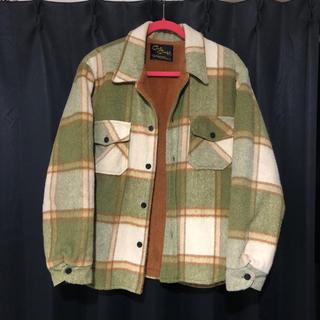 80s ヴィンテージ USA製 Cal Craft ウールジャケット(ピーコート)