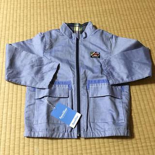 ファミリア(familiar)の新品 ファミリア リバーシブル ジャケット 110cm(ジャケット/上着)