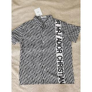 クリスチャンディオール(Christian Dior)のDior ディオール Tシャツ ロゴ入り カジュアルシャツ 半袖(Tシャツ(半袖/袖なし))