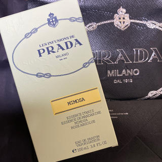 プラダ(PRADA)のプラダ 香水Prada インフュージョン ドゥ プラダ ミモザ 100 ml(化粧水/ローション)