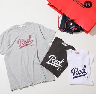 スピックアンドスパン(Spick and Span)のredcard  限定ノベルティTシャツ(Tシャツ(半袖/袖なし))