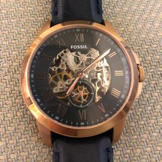 フォッシル(FOSSIL)の腕時計 メンズ 自動巻(腕時計(アナログ))