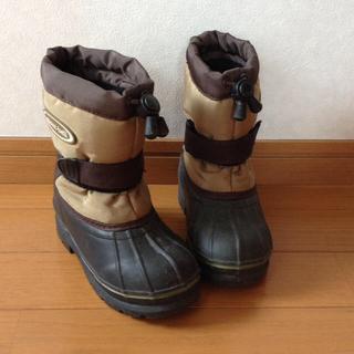 モンベル(mont bell)のモンベル キッズスノーブーツ(レインブーツ/長靴)