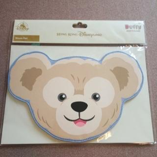 ダッフィー(ダッフィー)の香港ディズニーランドダッフィーマウスパッド(オフィス用品一般)