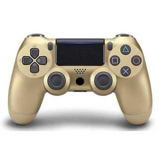 PS4 ワイヤレスコントローラー ゴールド 金色(その他)
