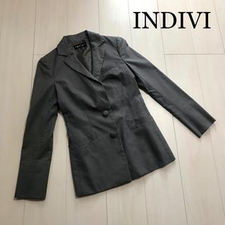 インディヴィ(INDIVI)の★INDIVI  36号(ノーカラージャケット)