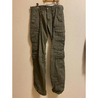 バーバリーブラックレーベル(BURBERRY BLACK LABEL)のBurberry black label 90s cargo pants(ワークパンツ/カーゴパンツ)
