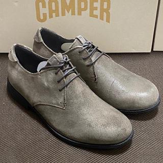カンペール(CAMPER)の新品 カンペール 革靴 グレー Camper 1913(ドレス/ビジネス)