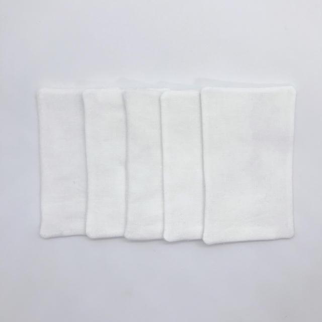 femmue マスク 、 インナーマスク 子供用 ハンドメイド 5枚の通販
