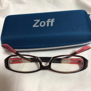 ゾフ(Zoff)の度付きメガネ(サングラス/メガネ)