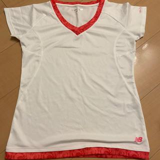 ニューバランス(New Balance)の新品未使用!ニューバランス(Tシャツ(半袖/袖なし))