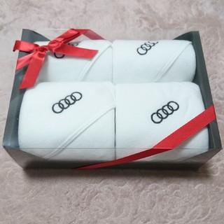 AUDI - 【タオル】アウディ Audi タオルセット