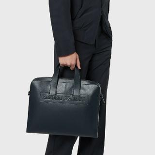 エンポリオアルマーニ(Emporio Armani)の新品 未使用 EMPORIO ARMANI ショルダー ビジネスバッグ(ビジネスバッグ)