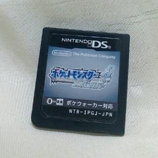 ニンテンドー3DS(ニンテンドー3DS)のソウルシルバー1点(携帯用ゲームソフト)