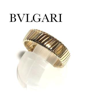ブルガリ(BVLGARI)のブルガリ K18YG WG PG トゥボガス リング スリーカラー BVLGAR(リング(指輪))