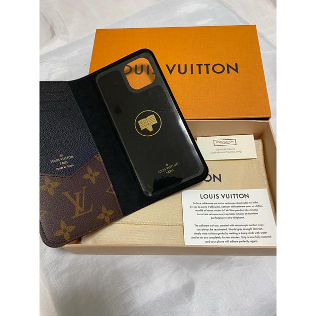 LOUIS VUITTON - LOUIS VUITTON  iPhone11 ケース 新品 未使用 破格の通販